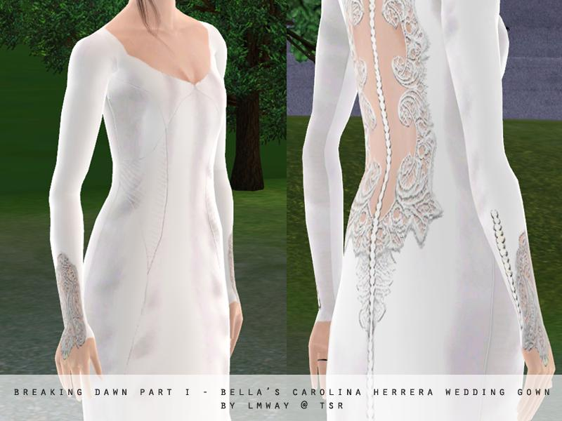 Lmways breaking dawn part i bella swans wedding gown breaking dawn part i bella swans wedding gown junglespirit Gallery