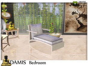 Sims 3 — adamis lounge chair by jomsims — adamis lounge chair
