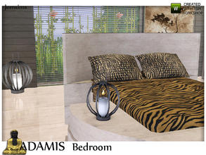 Sims 3 — adamis table candle by jomsims — adamis table candle