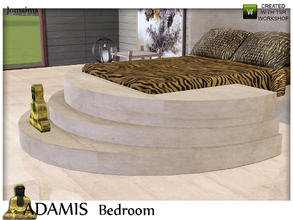 Sims 3 — adamis part 2 for bed stairs by jomsims — adamis part 2 for bed stairs