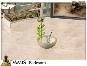 Sims 3 — adamis serenity deco with standing water by jomsims — adamis serenity deco