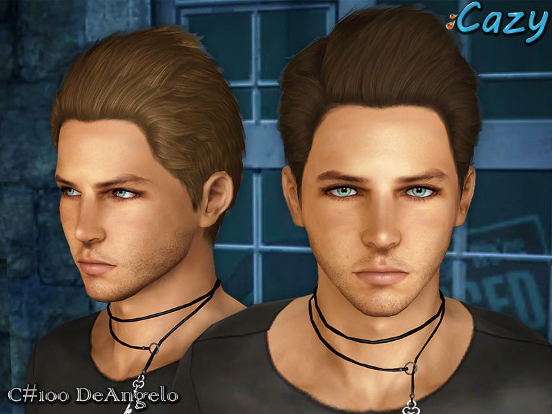 Cazys Deangelo Hairstyle Set