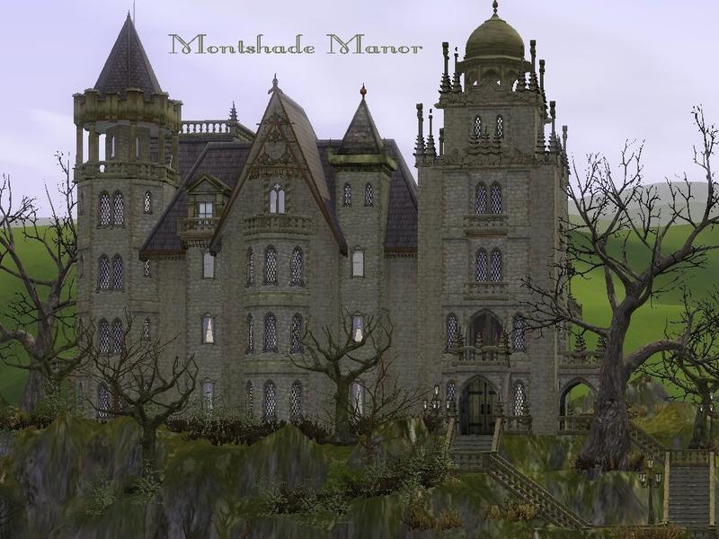 Victorian Carlys Montshade Manor