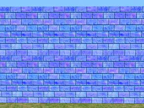 Sims 2 — Bright Skybrick Set - ocean by zaligelover2 — Bright bricks to create your walls.