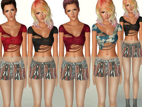Removed sims 2 boob clothes