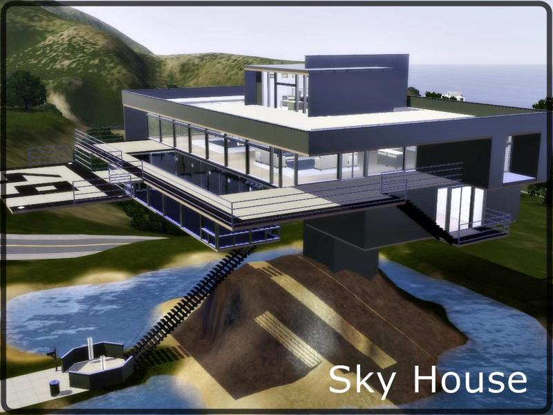 Liugaos Sky House