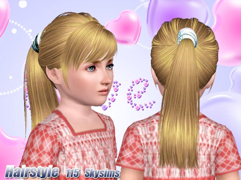 the sims 3 download hair