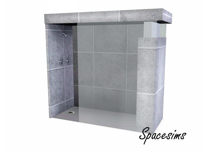Spacesims Adria Bathroom Shower