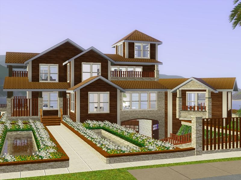 Gox35 39 s family villa 2 for Beach house 3 free download