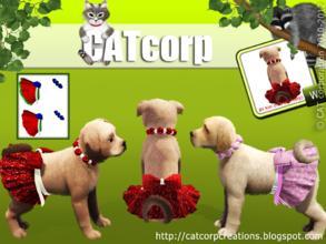 Cats And Dogs Sims  Bandana Hair