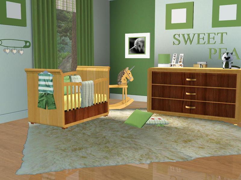 Sweet Pea Nursery