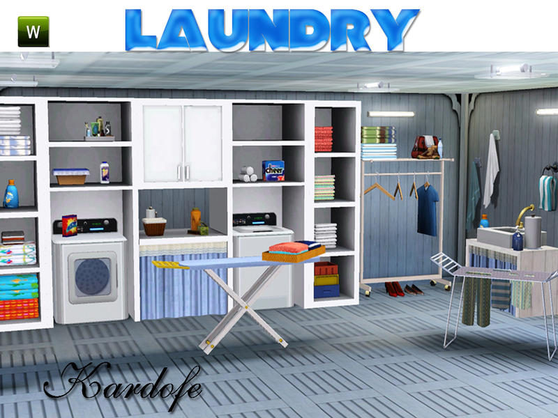 kardofe s laundry rh thesimsresource com