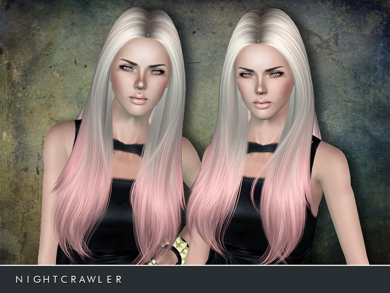 Nightcrawler Afhair02sims3pack Fryzury The Sims 3
