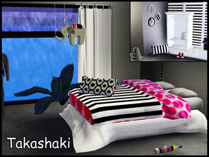 Sims 3 — steffortagashaki by steffor — full of joy... here comes a bedroom for yound adults