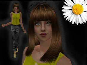 Sims 2 — Lulu by LovelyDaisies2 — ALL custom content is included in the download. I recommend using Sims 2 Clean