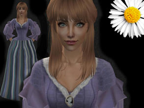 Sims 2 — Jasmine by LovelyDaisies2 — ALL custom content is included in the download. I recommend using Sims 2 Clean
