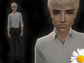 Sims 2 — Jack by LovelyDaisies2 — ALL custom content is included in the download. I recommend using Sims 2 Clean