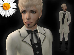 Sims 2 — Gabriel by LovelyDaisies2 — ALL custom content is included in the download. I recommend using Sims 2 Clean