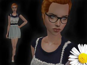 Sims 2 — Felicity by LovelyDaisies2 — ALL custom content is included in the download. I recommend using Sims 2 Clean