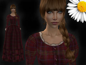 Sims 2 — Cossette by LovelyDaisies2 — ALL custom content is included in the download. I recommend using Sims 2 Clean