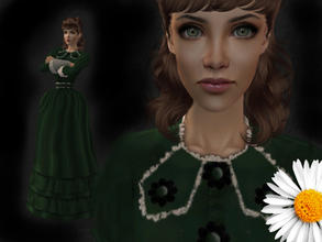 Sims 2 — Sonya by LovelyDaisies2 — ALL custom content is included in the download. I recommend using Sims 2 Clean
