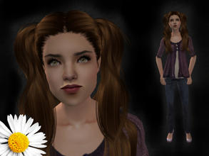 Sims 2 — Jade by LovelyDaisies2 — ALL custom content is included in the download. I recommend using Sims 2 Clean
