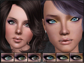 Sims 3 — EyeSet18 by Shojoangel — Hi everybody...recolorable (4 channels)..these are colorful and shiny eyes...hope you