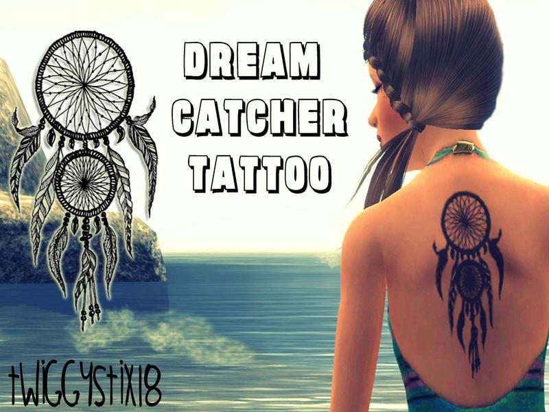 cba23e707b13e twiggystix18's Dream Catcher