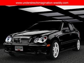 2004 Mercedes Benz C32 Amg