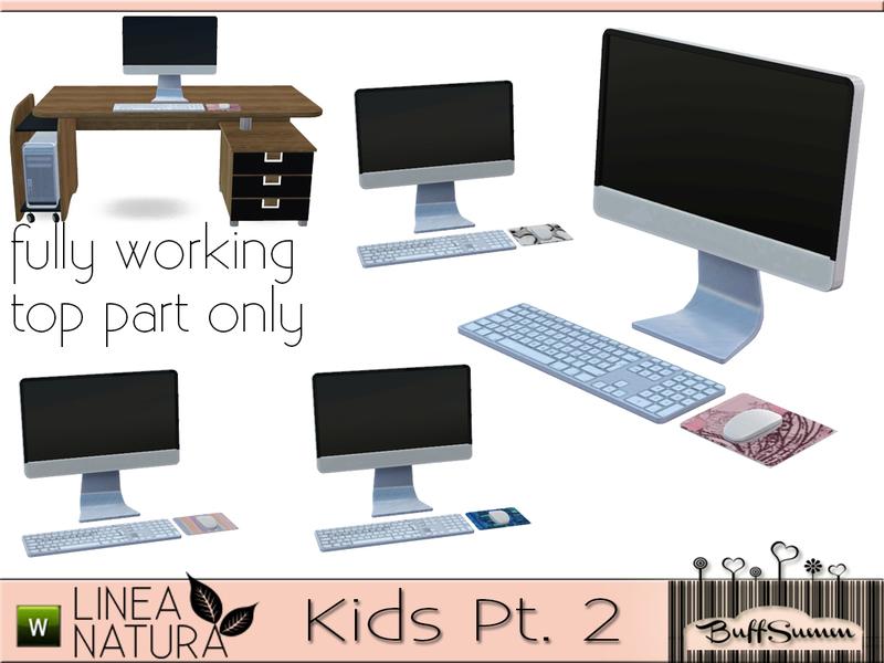 Buffsumm S Linea Natura Kids Mac Pro A