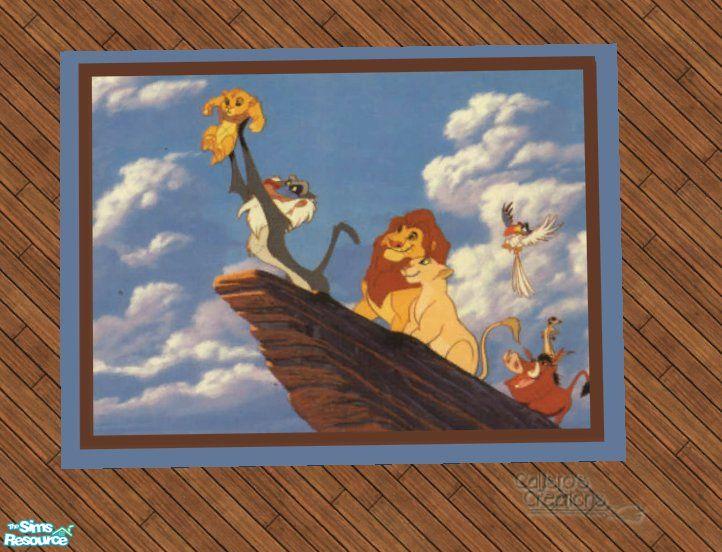 Callisto149 S Calli Disney Rugs The Lion King