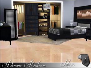 Bon Donovan Bedroom