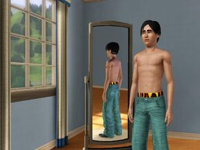 The sims boy girl naked — 8