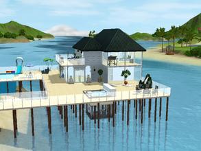 Sims 3 Lots - \'luxury\'