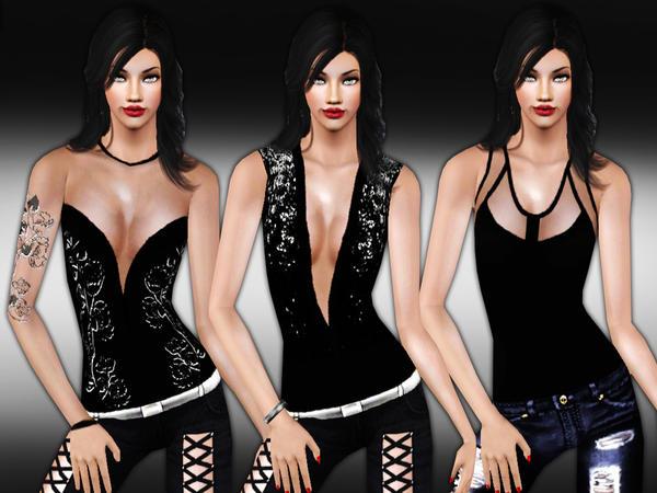 Женщины | Повседневная одежда. Топы, блузки - Страница 2 W-600h-450-2303355