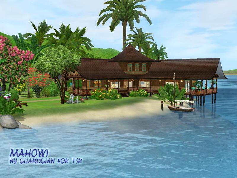Guardgian S Mahowi Island Paradise Requested