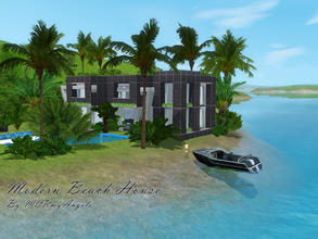 Sims 3 downloads 39 beach house 39 for Beach house 3 free download
