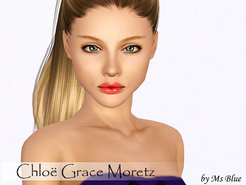 ms blue s chloe grace moretz