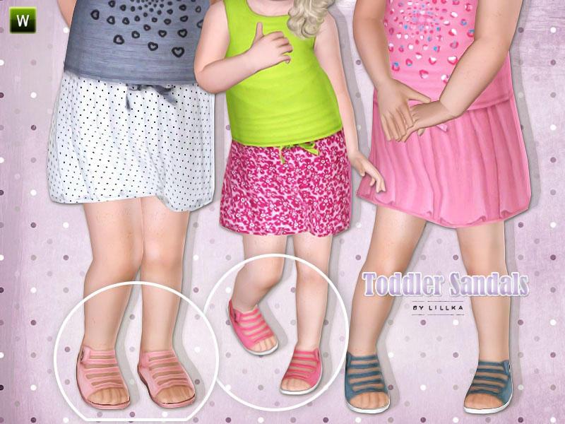 lillka's Toddler Sandals 03