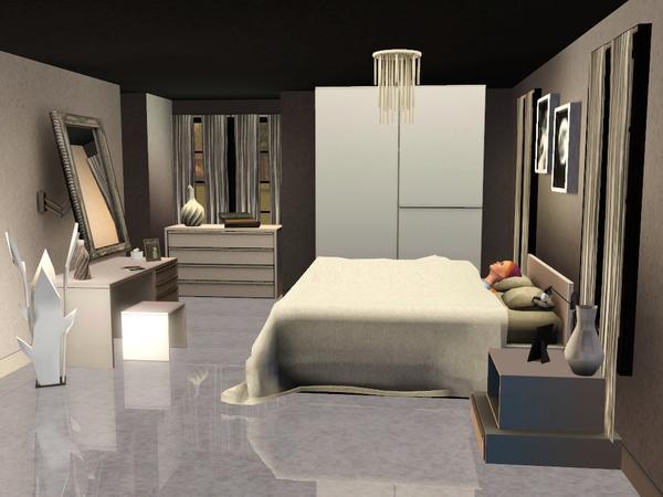 Sim Man123 39 S Skoll Bedroom