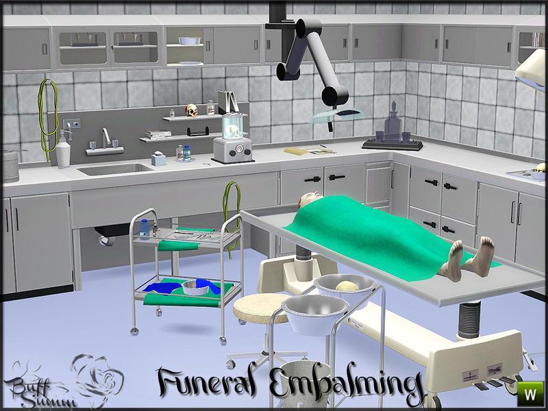 Buffsumm S Embalming Room Pt 1 Request