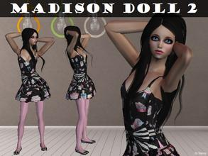 "Sims 2 — Madison Doll 2 by staceylynmay2 — Madison Doll 2 is a teen version of my adult ""madison doll\""."
