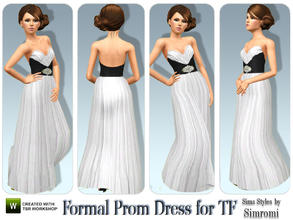 Sims 3 prom dresses tsr racing
