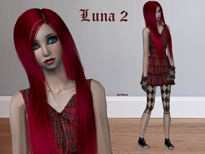 Sims 2 — Luna 2 by staceylynmay2 — Luna 2 is the teen version to my adult Luna. Everything is included. She still has the
