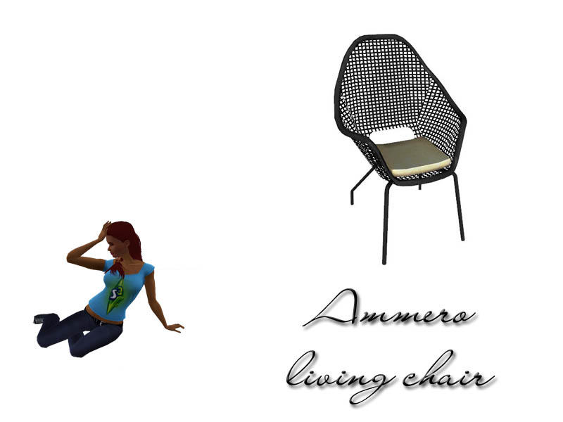 Ikea Inspired Ammero Living Chair