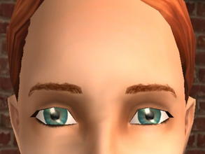 Sims 2 — Meyebrows - Red by zaligelover2 — Eyebrows.