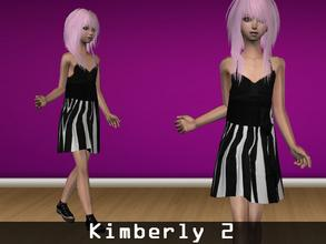 Sims 2 — Kimberly 2 by staceylynmay2 — Kimberly comes with everything you see. She is the child version of my adult