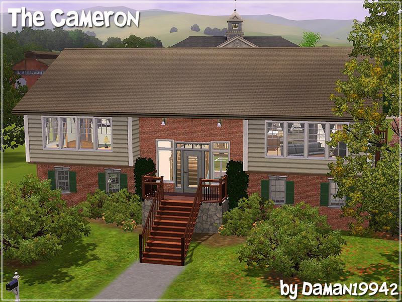 Daman19942 39 s the cameron split level family home for 3 level homes