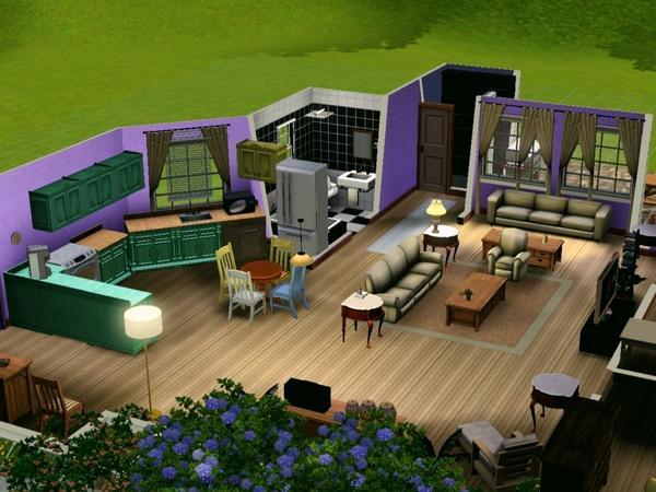 F R I E N D S Monica And Rachel Apartment
