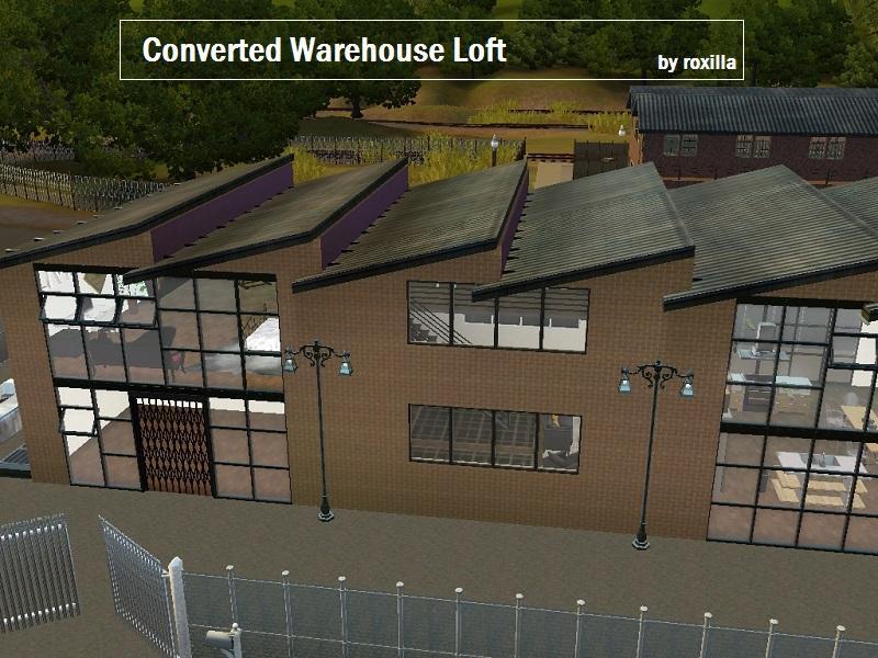 Roxilla 39 S Converted Warehouse Loft